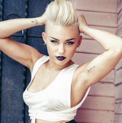 Miley Cyrus Anchor Tattoo Meaning and Story Behind the ...