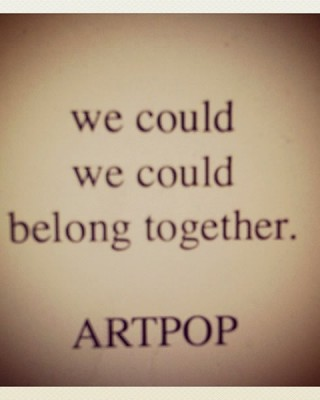 Lady Gaga Reveals Third Album Title w/ New Tattoo