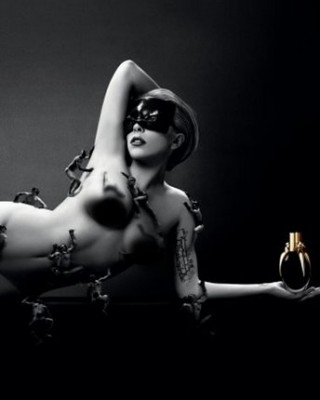 Lady Gaga's Controversial Perfume Trailer & Tattoo Connection