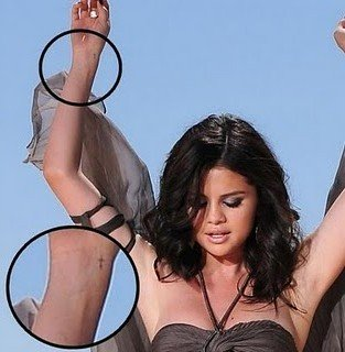 Selena Gomez   s Music Tattoo on Her WristAll Of Selena Gomez Tattoos