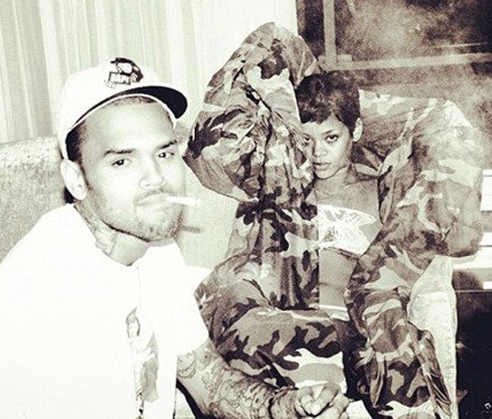 The Rihanna & Chris Brown Relationship Saga, As Told Thru Tattoos