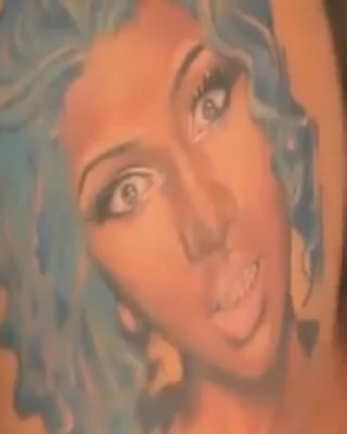 Nicki Minaj Fans Go Overboard With Bizarre Tribute Tats
