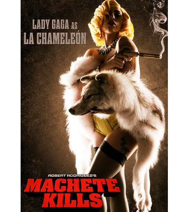 Lady Gaga in Machete Kills