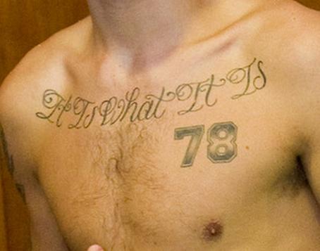 louis tomlinson 78 tattoo