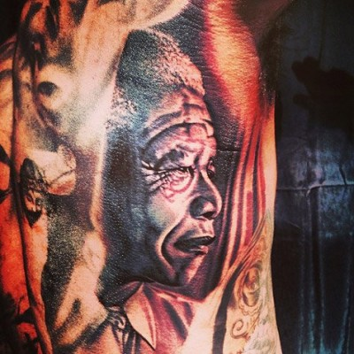 the-game-nelson-mandela-tattoo