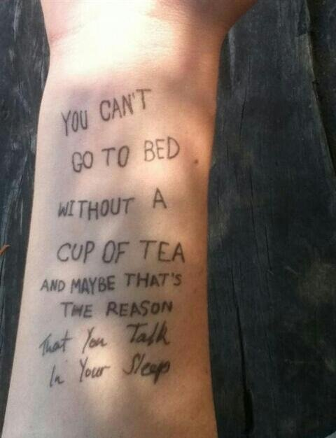 One Direction Inspired Fan Tattoos