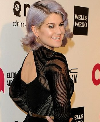 Kelly Osbourne tattoo