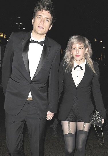 ellie and greg james