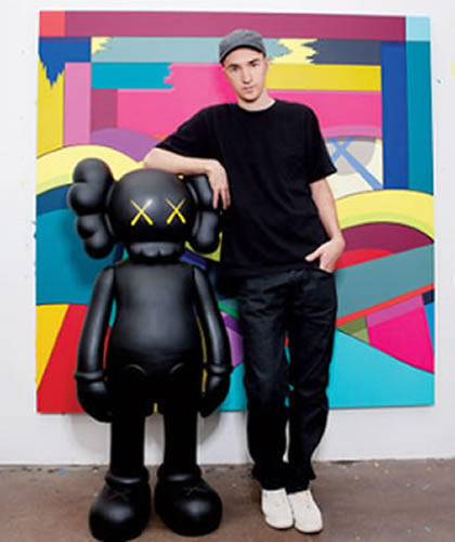 Justin Bieber's New Right-Sleeve Tats May Have Been Inspired by Graffiti Artist KAWS