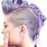 kelly osbourne  head tattoo