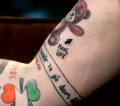Ed Sheeran and John Mayer Get Silly New Tattoos Designed by Each Other