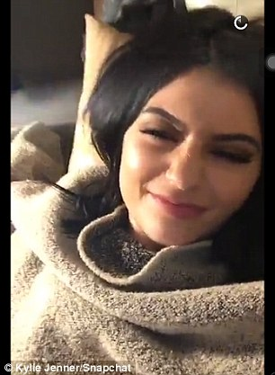 kylie jenner getting tattoo